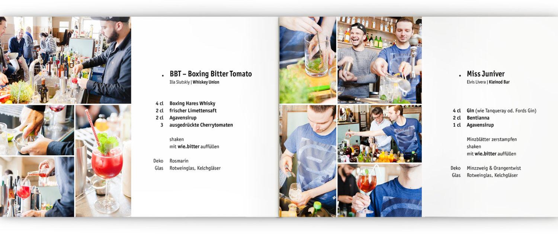 Bittergetränk Mix: BBT, Miss Juniver